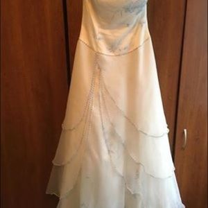 Alfred Angelo Grad/Formal gown